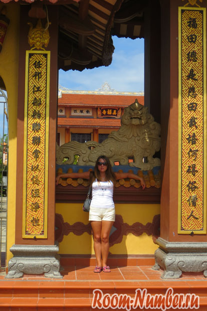 Храмы и пагоды в городе Дананг