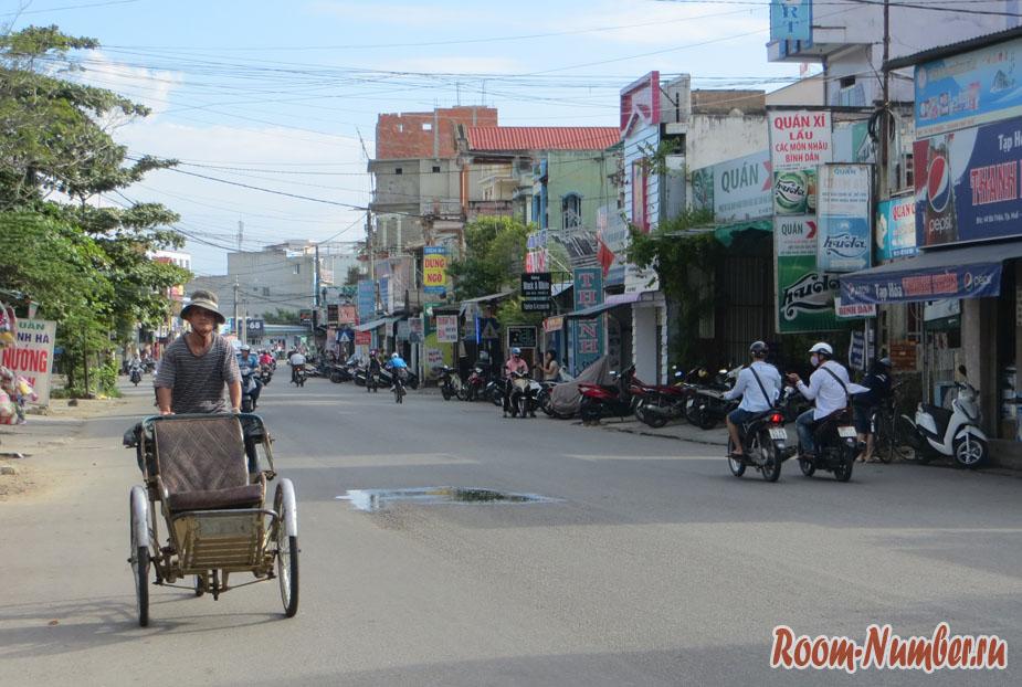 город Хюэ во вьетнаме