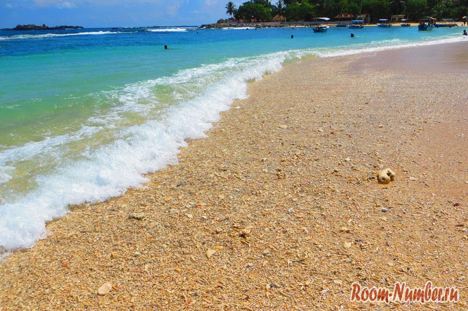 Куда поехать отдыхать на Шри-Ланке - в унаватуну или хиккадуву