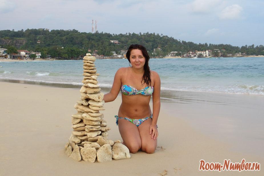 Унаватуна или Хиккадува. Какой пляж выбрать?