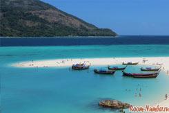 Room-Number на Koh Lipe