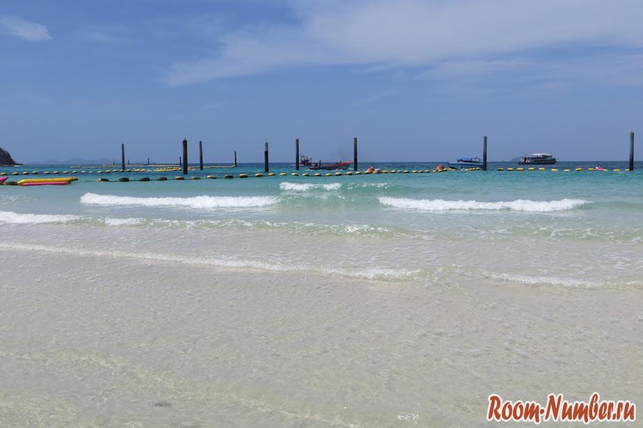 ко лан пляж самае