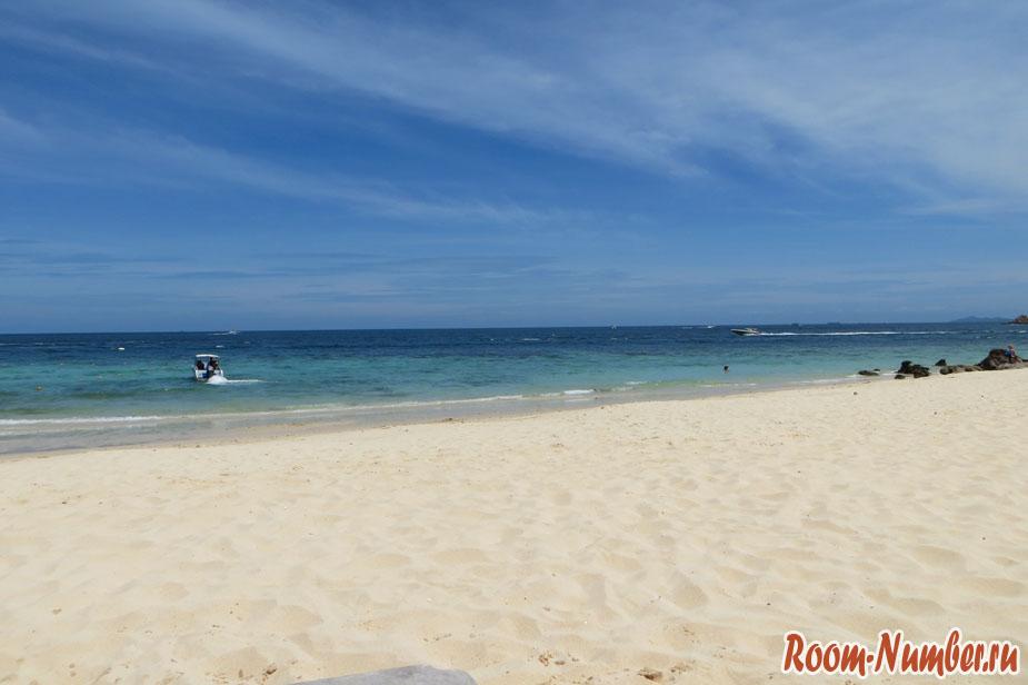 пляж tai yai на ко лане