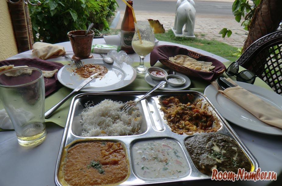 Еда в Азии