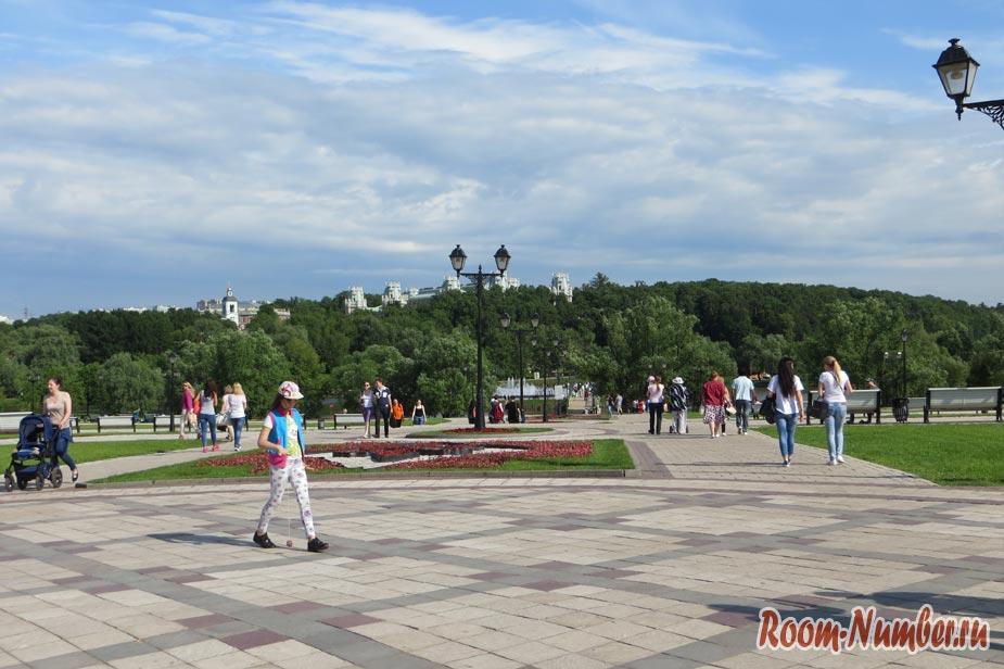 Царицыно: парк-достопримечательность в Москве с дворцами 18 века
