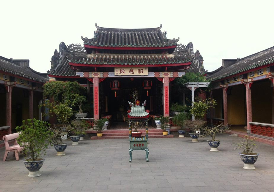 Храм Хойан