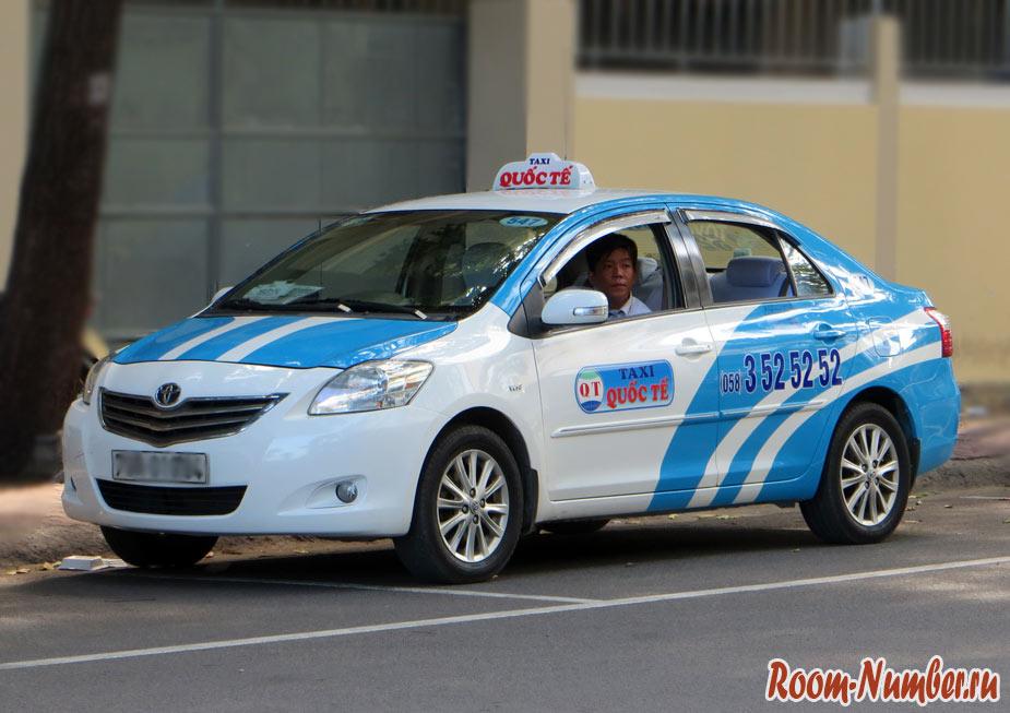 Такси Нячанг Аэропорт