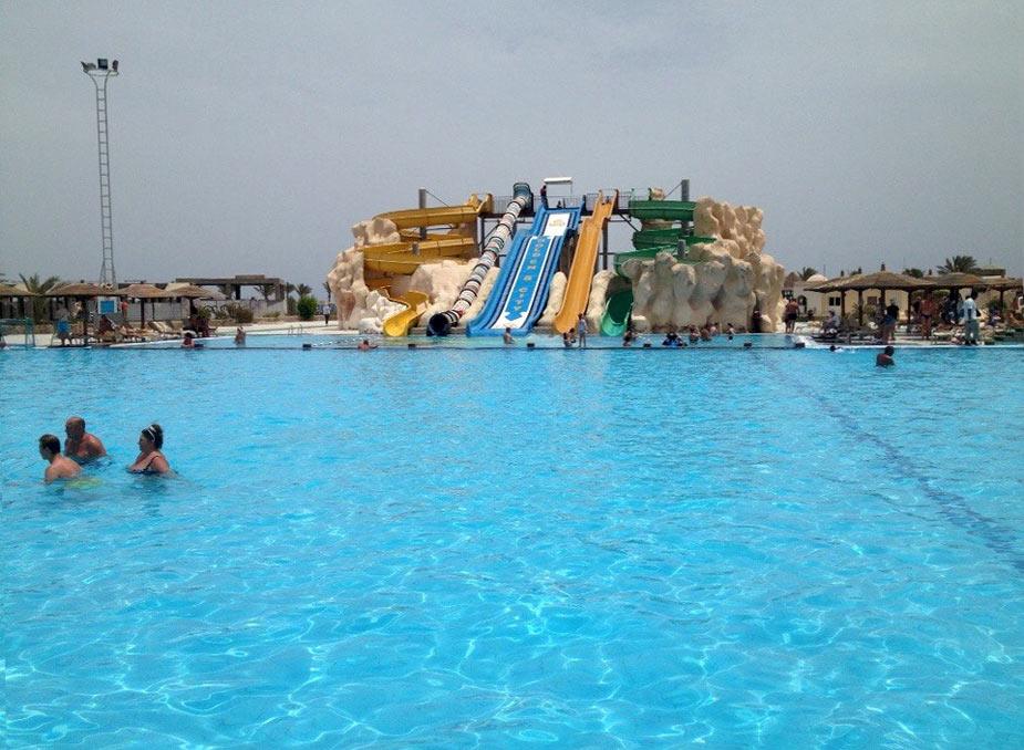 Golden 5 аквапарк