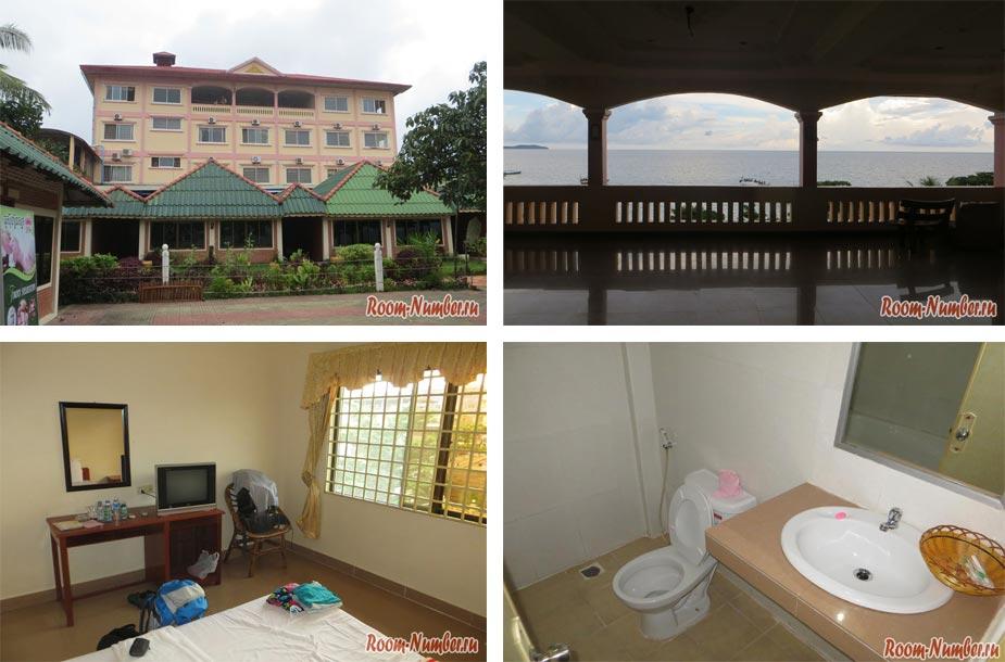 Снять комнату в Сиануквиле на месяц можно за 300 долларов
