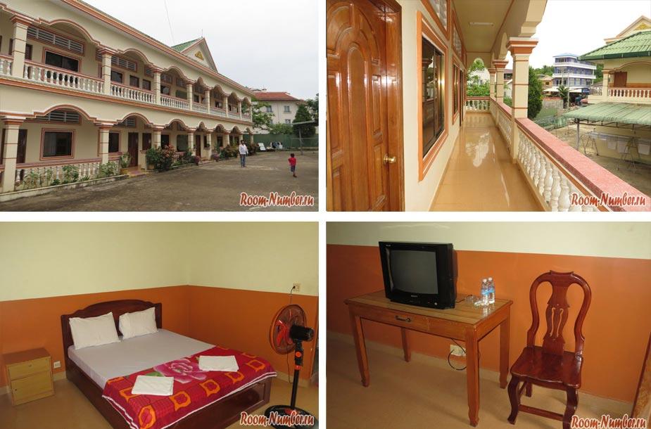 Комната в аренду без посредников в сиануквиле стоит минимум 200 долларов в месяц