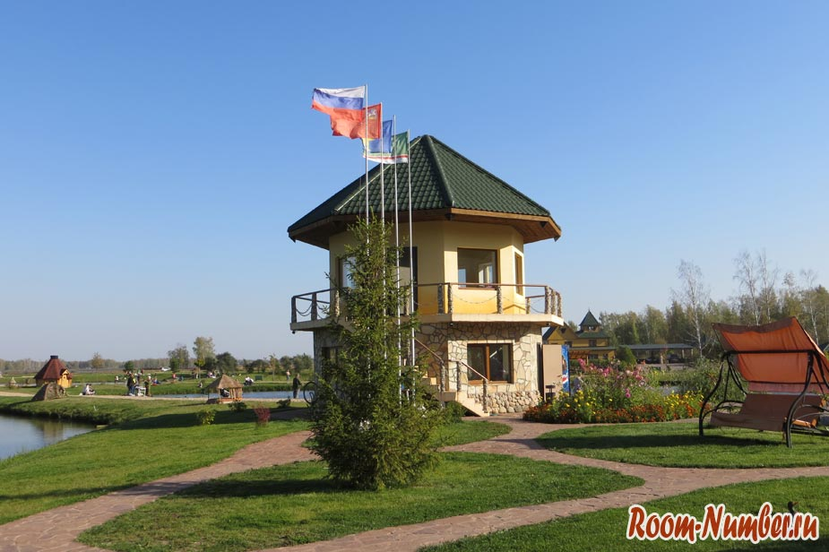 Рыбхоз Ихтиолог в Волоколамске. Район Лотошино