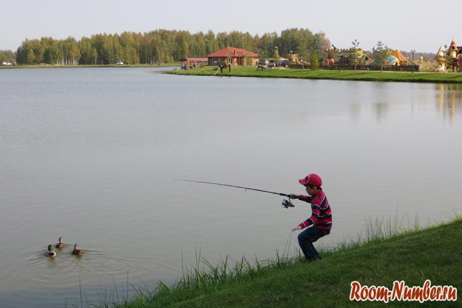 основания для платной рыбалки
