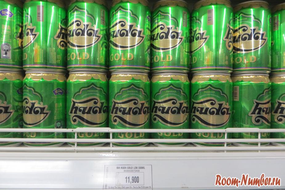 Пиво Худа во Вьетнаме