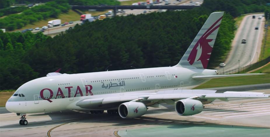 Аэробус А380 Катар
