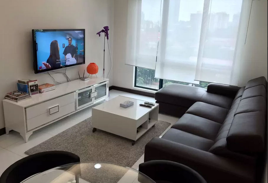 Квартира в центре сдается в аренду за 27 долларов в сутки