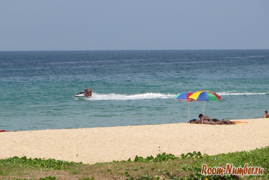 Где поесть на пхукете пляж карон