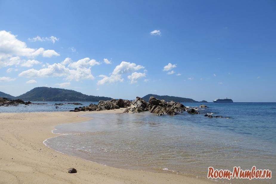 Пляж Калим: такая красота и рядом с Патонгом
