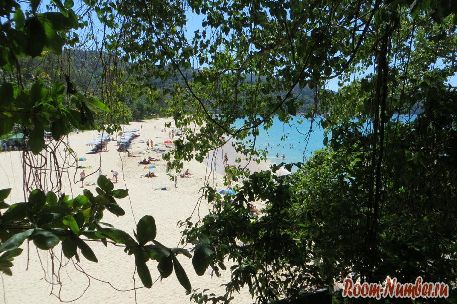 Пляж Ката Ной