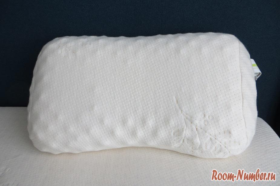 Латексная подушка из Таиланда