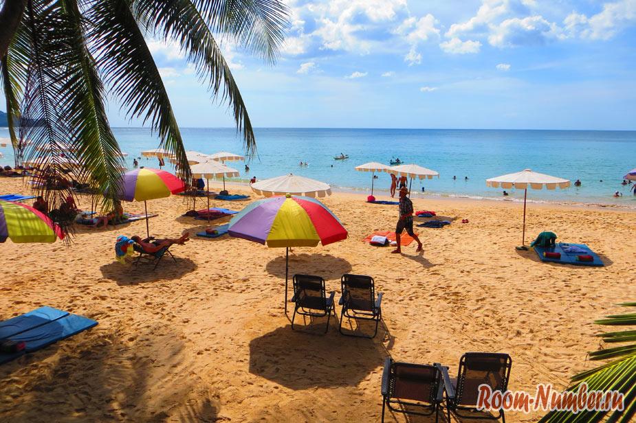 Пляж Сурин, Пхукет — еще один чудесный пляж на острове