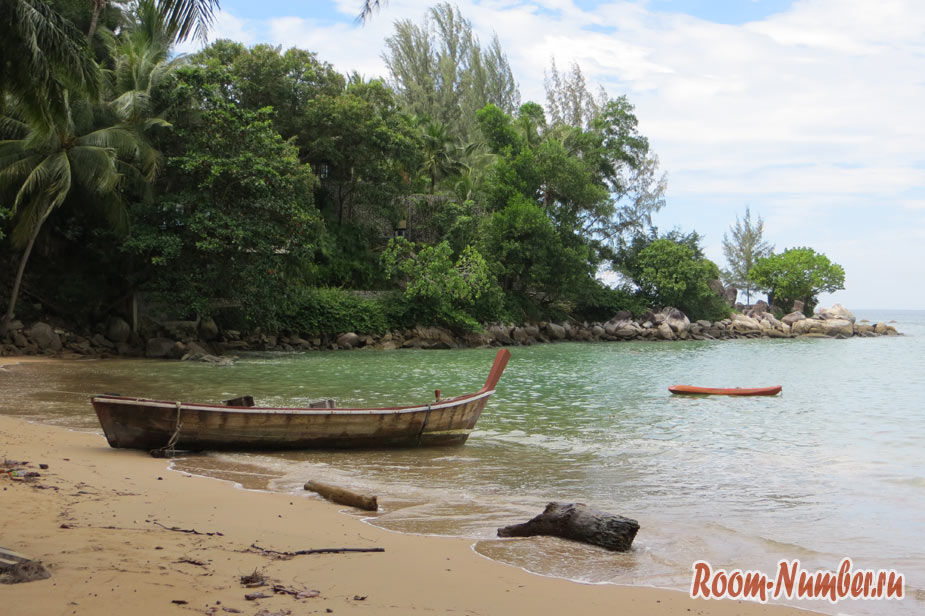 Hua Beach: секретный пляж на Пхукете