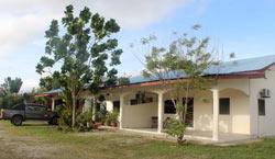 Дом на Тенгахе