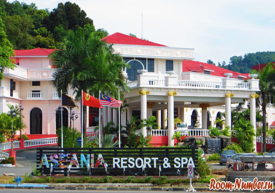 Отели Лангкави