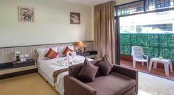 Бюджетный отель на Патонге СР Резиденс