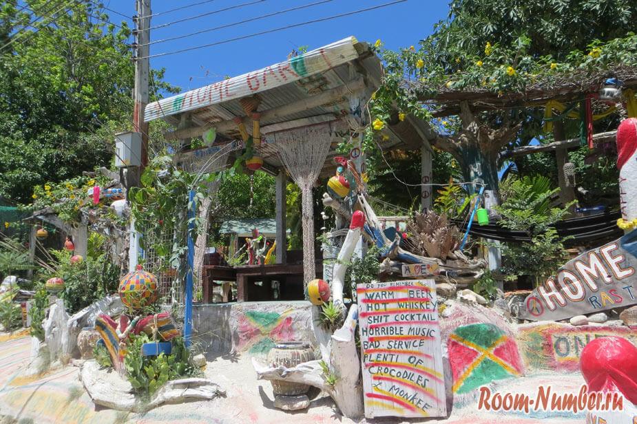 Цены на Ко Липе: кафе, продукты, одежда, жильё