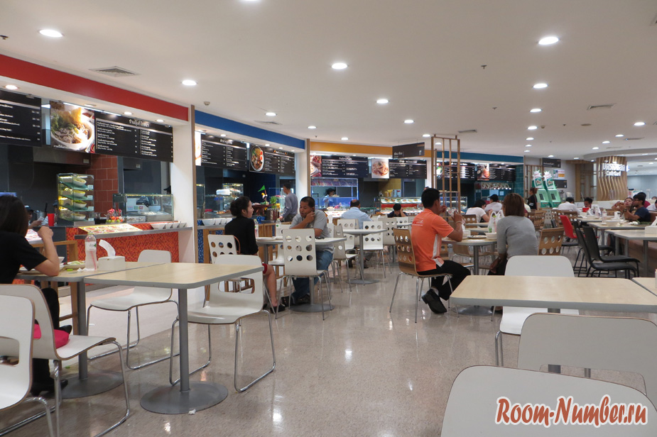 Фудкорты на Пхукете: где можно дешево и вкусно покушать тайской еды