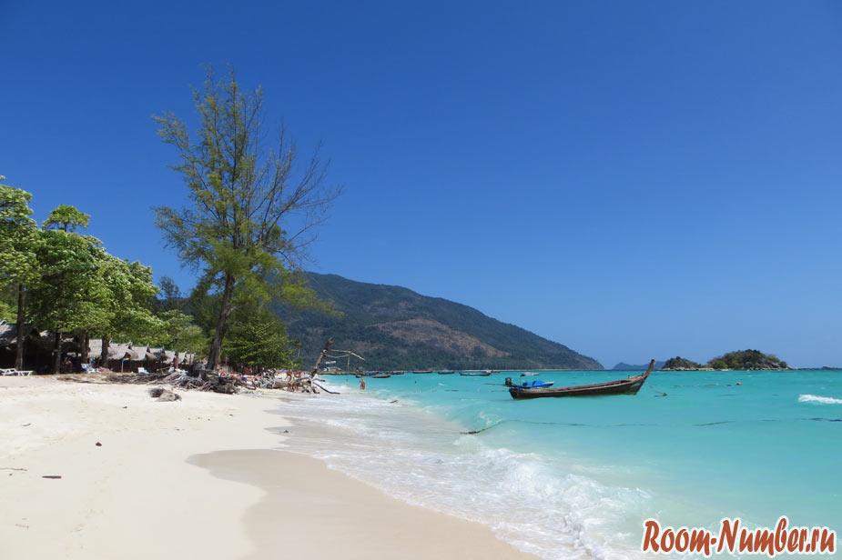 пляж санрайз на koh lipe
