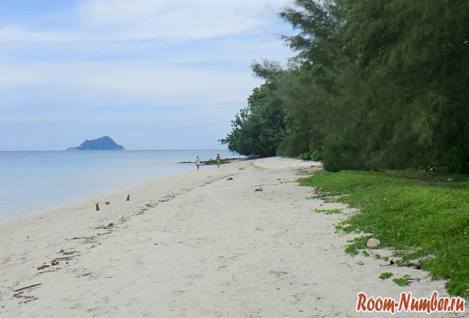 Остров Нака, Пхукет и единственный отель на нем The Naka Island Resort and Spa