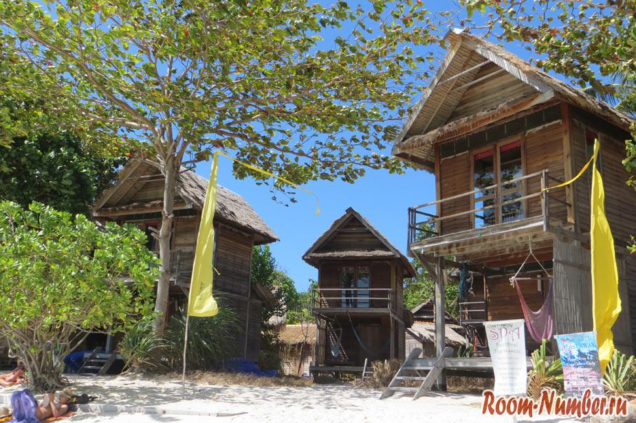 Отели Ко Липе. Лучшие гостиницы на острове и недорогие варианты жилья
