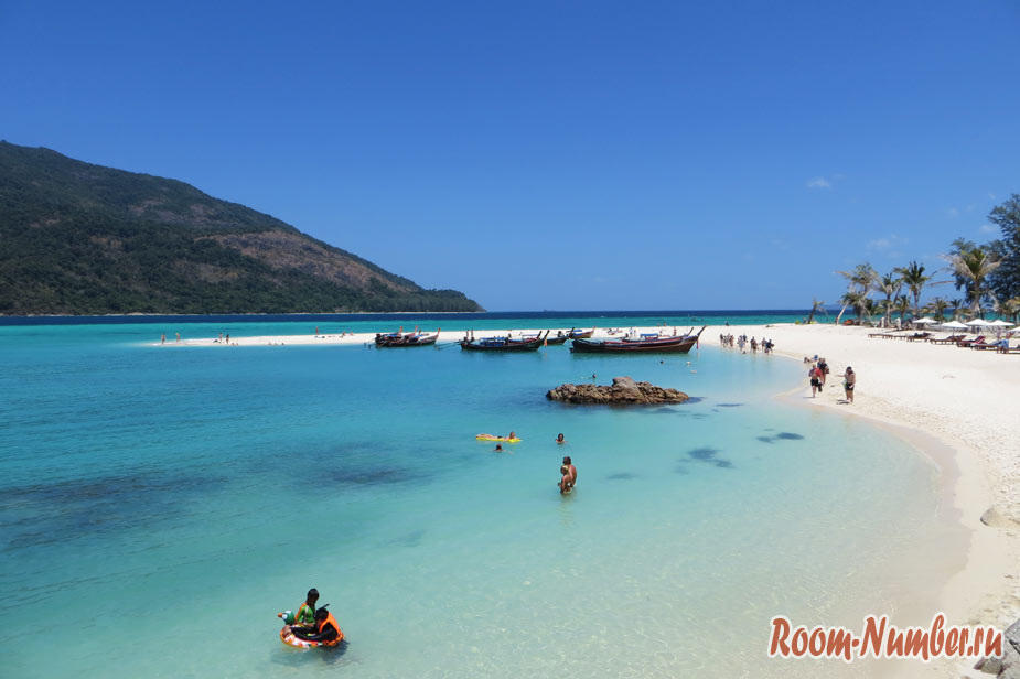 Karma beach Koh Lipe