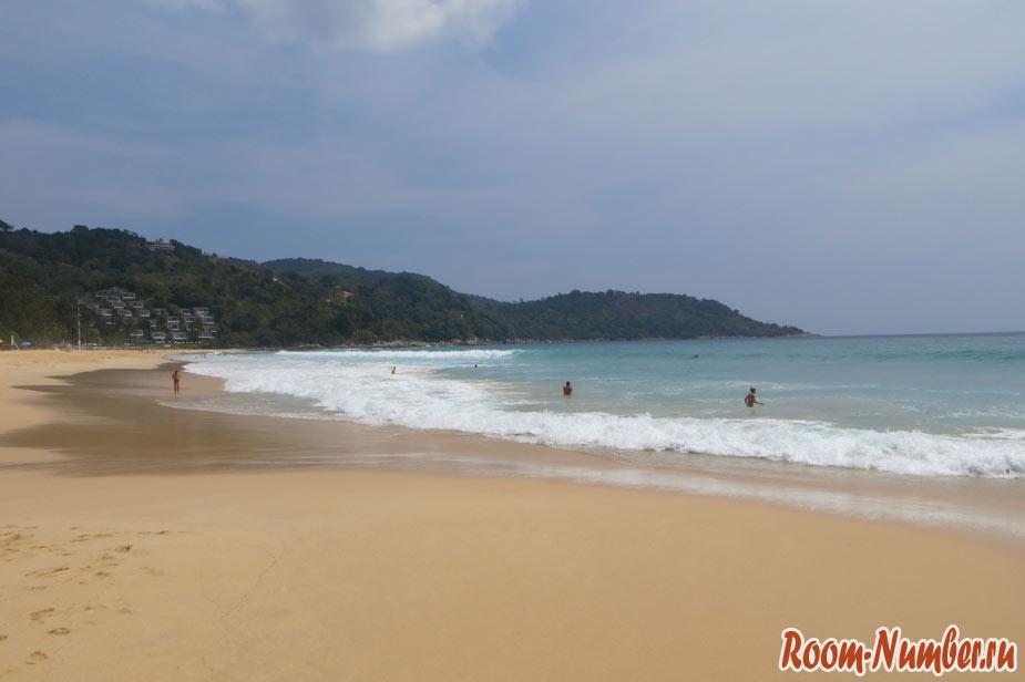 Какая сейчас обстановка на Пхукете на пляжах Карон и Ката в конце апреля — начале мая