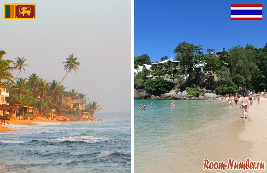 Тайланд или Шри-Ланка? Куда лучше поехать девушке, путешествующей одной