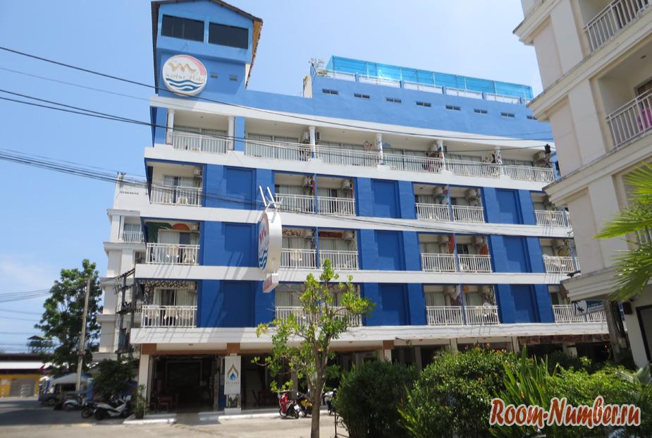 M-Narina hotel — Шок! В каких условиях проводят отпуск туристы на Патонге