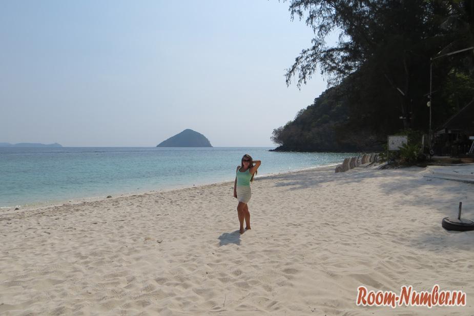 Экскурсия на Коралловый остров: отдыхай отдельно от китайцев