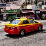 taxi bangtao