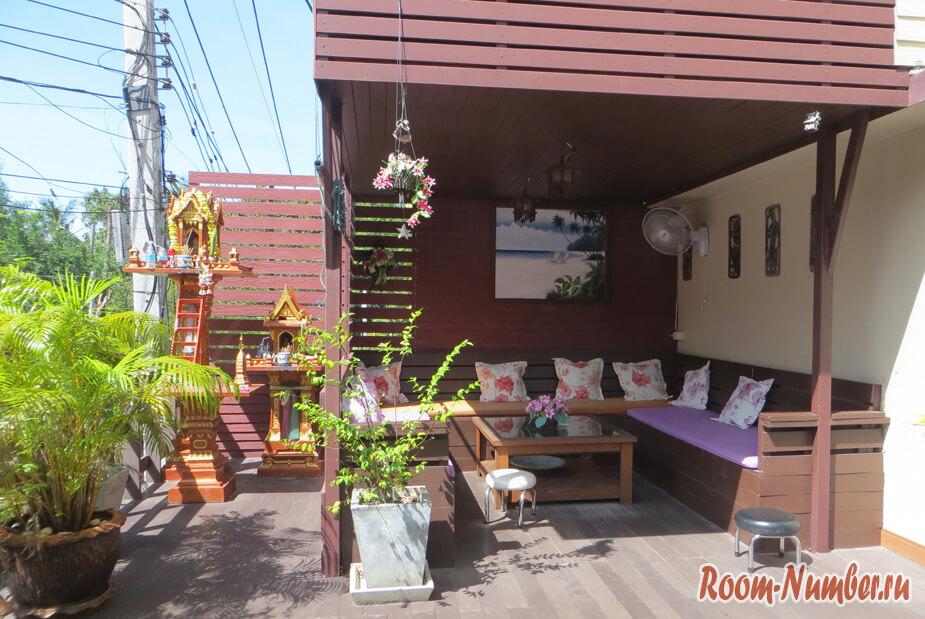 Русский отель K.T. Samui Residence на Самуи. Маленькая Россия в Тайланде
