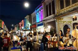 Рынок в Пхукет тауне