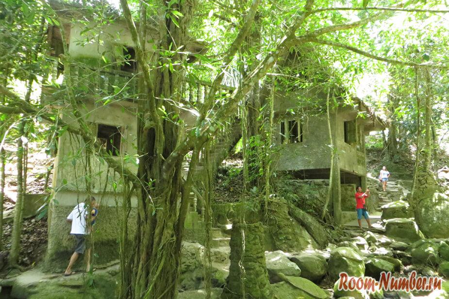 Samui Magic Garden или Секретный сад Будды