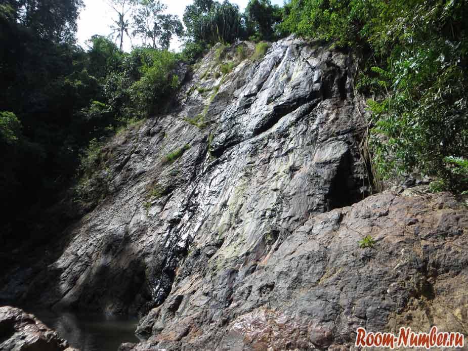водопал на муанг на самуи без воды