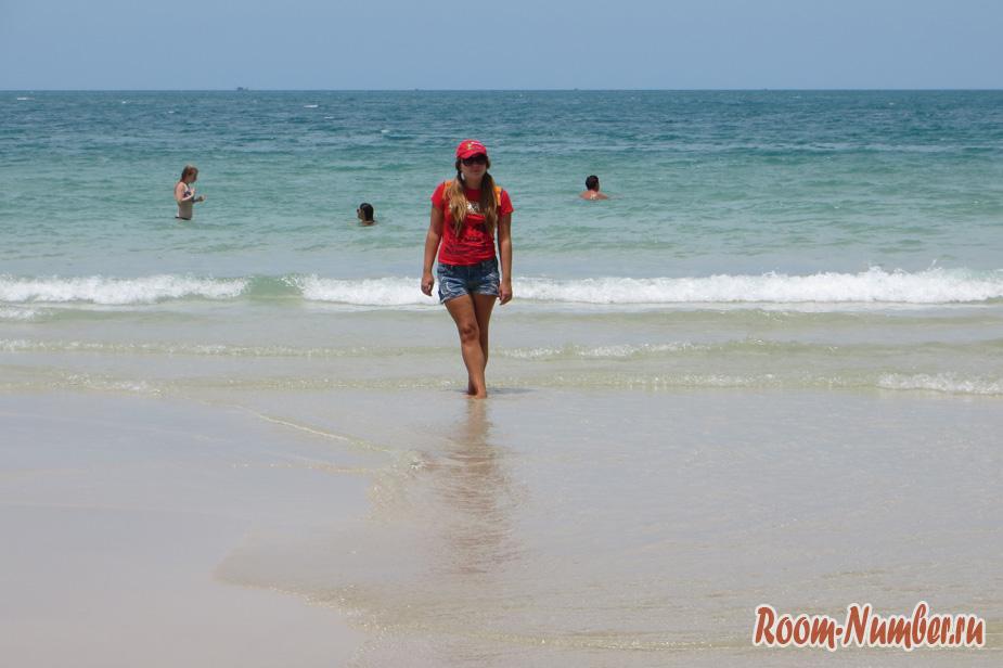 Чавенг на о. Самуи - один из лучших пляжей