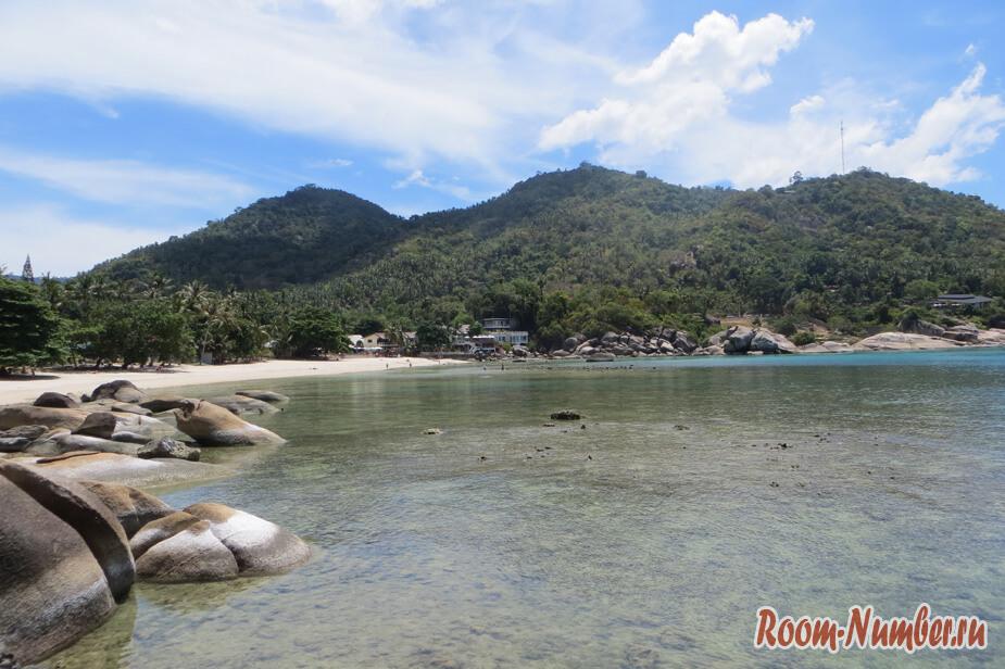 Самый красивый пляж на Самуи — Тонгтакиан. Самуйские Сейшелы