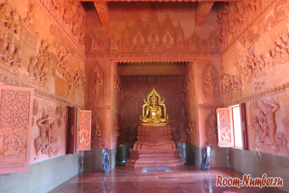 Буддийские Храмы на Самуи
