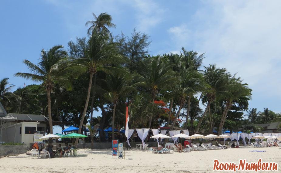 Отели на Чавенге. Гостиницы с хорошими отзывами на одном из лучших пляжей Самуи