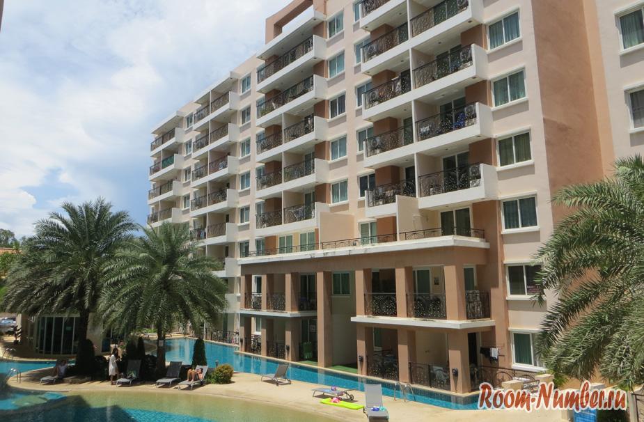 Парадайз парк кондоминиум, Паттайя (Paradise park condo). Подходящий вариант жилья для бюджетного отдыха или зимовки в Тайланде