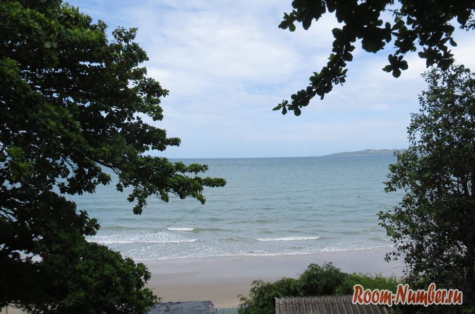Пляж Азия Бич в Паттайе. Немногие знают про этот секретный пляж на Пратамнаке