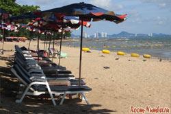 пляж пратамнак в паттайе
